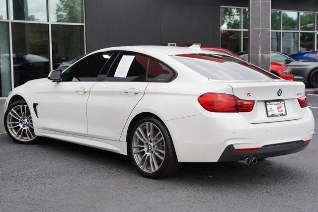 Used 2016 BMW 4 Series 428i Gran Coupe for sale Sold at Gravity Autos Roswell in Roswell GA 30076 11