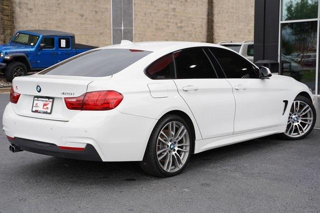 Used 2016 BMW 4 Series 428i Gran Coupe for sale Sold at Gravity Autos Roswell in Roswell GA 30076 13
