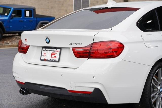 Used 2016 BMW 4 Series 428i Gran Coupe for sale Sold at Gravity Autos Roswell in Roswell GA 30076 14