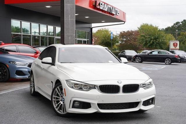 Used 2016 BMW 4 Series 428i Gran Coupe for sale Sold at Gravity Autos Roswell in Roswell GA 30076 2