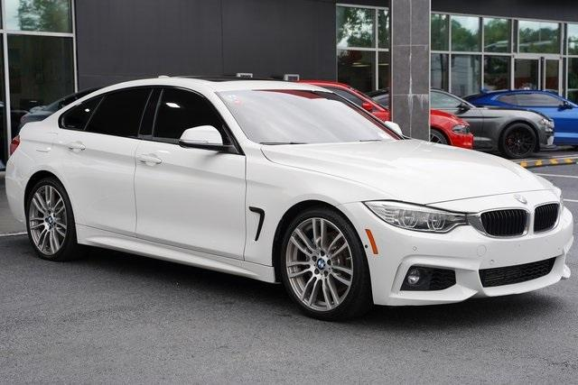 Used 2016 BMW 4 Series 428i Gran Coupe for sale Sold at Gravity Autos Roswell in Roswell GA 30076 7