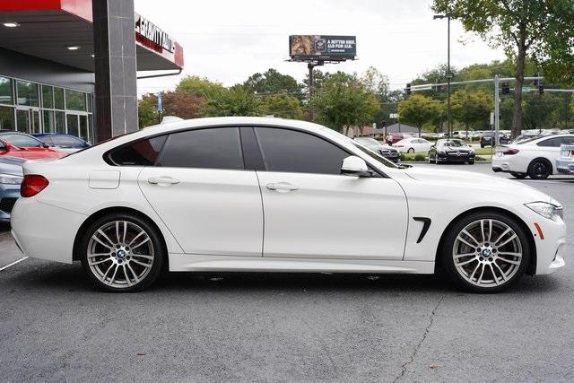 Used 2016 BMW 4 Series 428i Gran Coupe for sale Sold at Gravity Autos Roswell in Roswell GA 30076 8