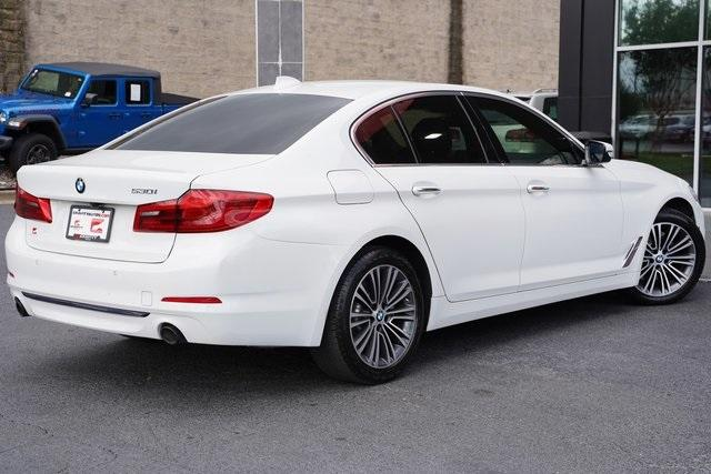 Used 2018 BMW 5 Series 530i for sale $38,496 at Gravity Autos Roswell in Roswell GA 30076 13