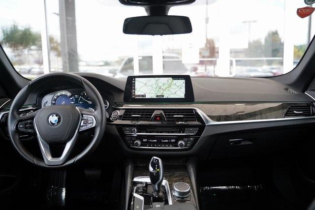 Used 2018 BMW 5 Series 530i for sale $38,496 at Gravity Autos Roswell in Roswell GA 30076 15