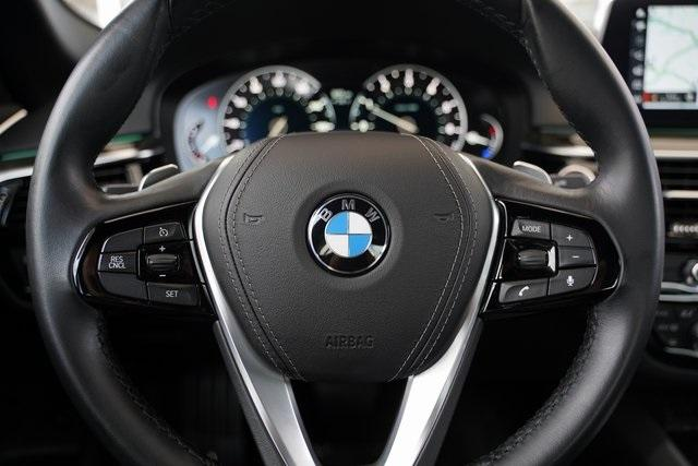 Used 2018 BMW 5 Series 530i for sale $38,496 at Gravity Autos Roswell in Roswell GA 30076 16