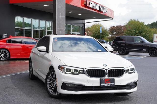 Used 2018 BMW 5 Series 530i for sale $38,496 at Gravity Autos Roswell in Roswell GA 30076 2