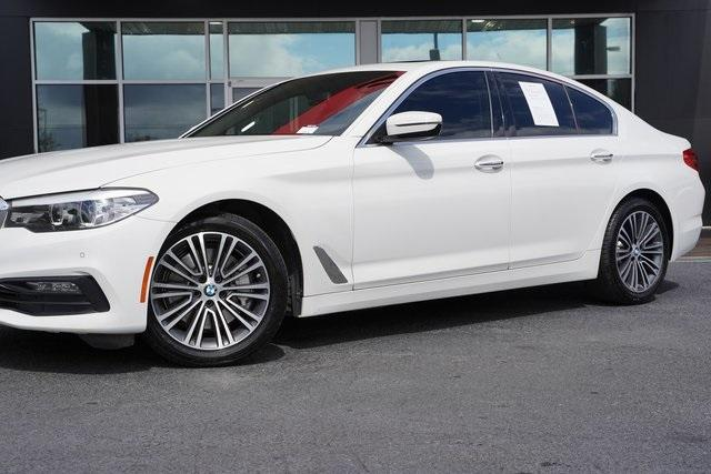 Used 2018 BMW 5 Series 530i for sale $38,496 at Gravity Autos Roswell in Roswell GA 30076 3