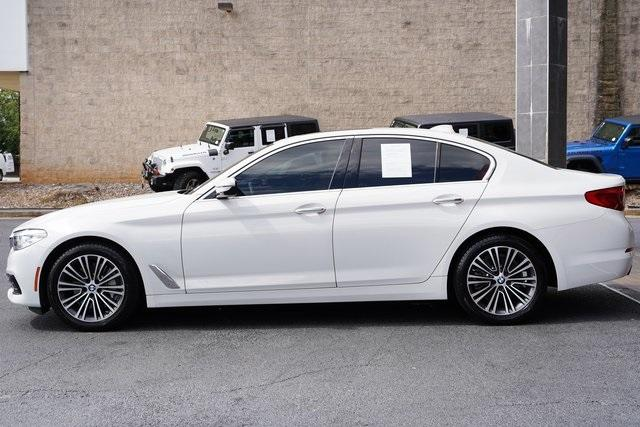 Used 2018 BMW 5 Series 530i for sale $38,496 at Gravity Autos Roswell in Roswell GA 30076 4