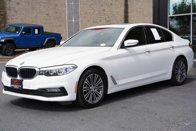 Used 2018 BMW 5 Series 530i for sale $38,496 at Gravity Autos Roswell in Roswell GA 30076 5