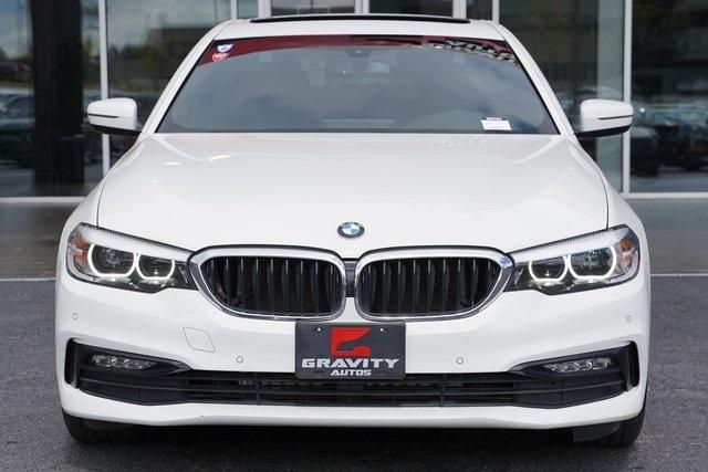Used 2018 BMW 5 Series 530i for sale $38,496 at Gravity Autos Roswell in Roswell GA 30076 6