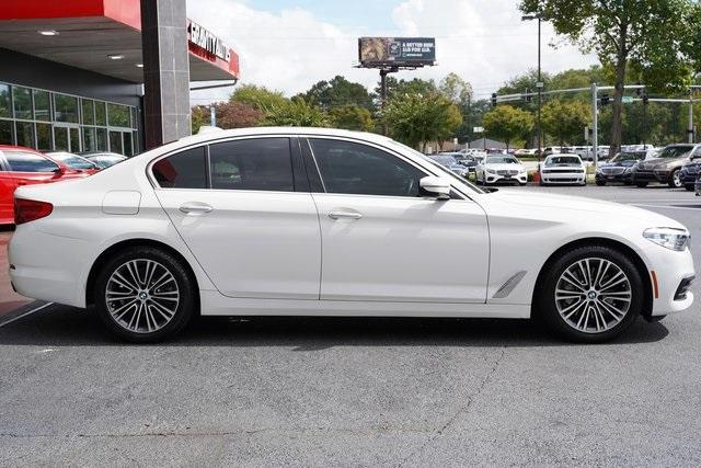 Used 2018 BMW 5 Series 530i for sale $38,496 at Gravity Autos Roswell in Roswell GA 30076 8