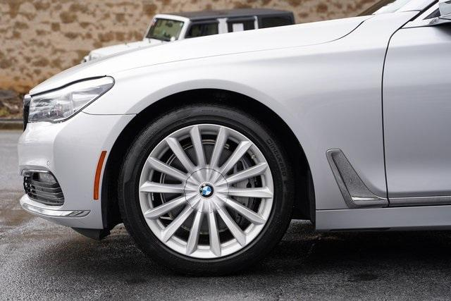 Used 2018 BMW 7 Series 740i for sale $44,996 at Gravity Autos Roswell in Roswell GA 30076 10