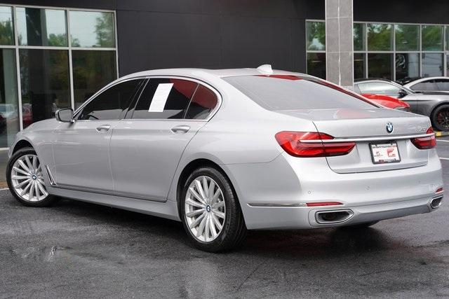 Used 2018 BMW 7 Series 740i for sale $44,996 at Gravity Autos Roswell in Roswell GA 30076 11
