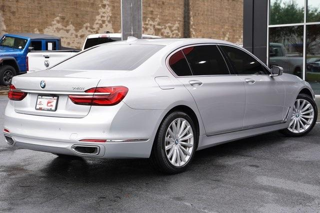 Used 2018 BMW 7 Series 740i for sale $44,996 at Gravity Autos Roswell in Roswell GA 30076 13