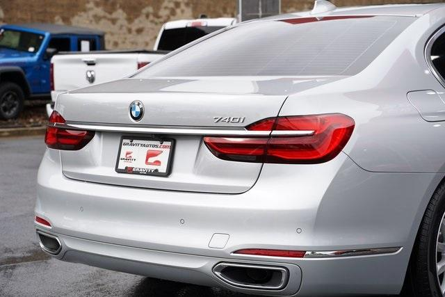Used 2018 BMW 7 Series 740i for sale $44,996 at Gravity Autos Roswell in Roswell GA 30076 14