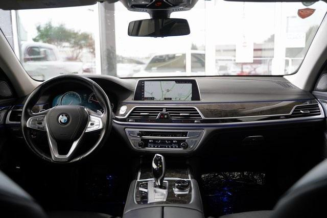 Used 2018 BMW 7 Series 740i for sale $44,996 at Gravity Autos Roswell in Roswell GA 30076 15