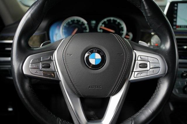Used 2018 BMW 7 Series 740i for sale $44,996 at Gravity Autos Roswell in Roswell GA 30076 16