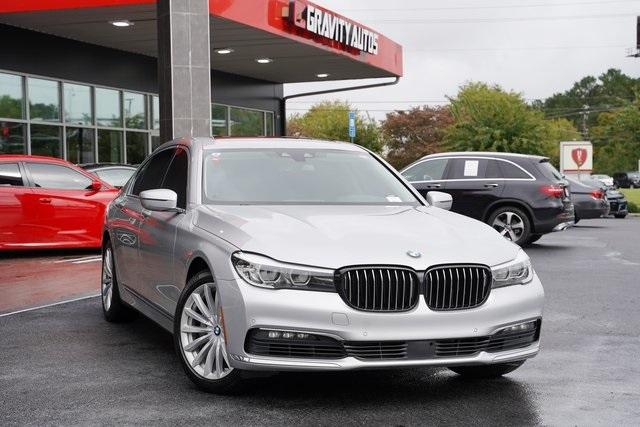 Used 2018 BMW 7 Series 740i for sale $44,996 at Gravity Autos Roswell in Roswell GA 30076 2