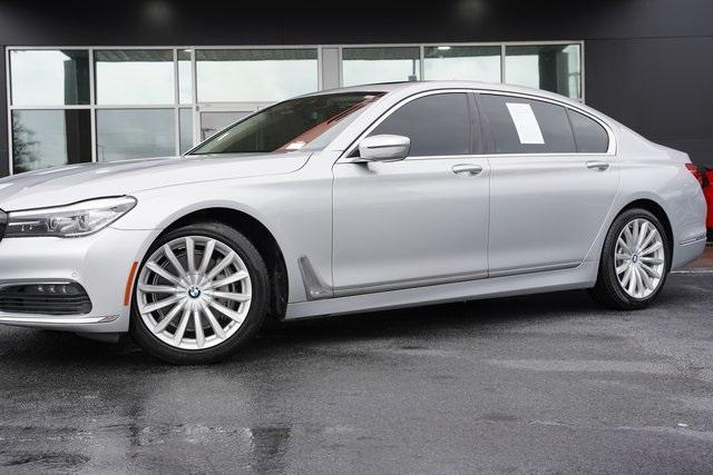 Used 2018 BMW 7 Series 740i for sale $44,996 at Gravity Autos Roswell in Roswell GA 30076 3