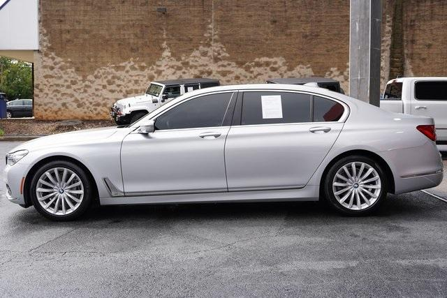 Used 2018 BMW 7 Series 740i for sale $44,996 at Gravity Autos Roswell in Roswell GA 30076 4