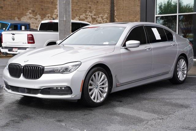 Used 2018 BMW 7 Series 740i for sale $44,996 at Gravity Autos Roswell in Roswell GA 30076 5
