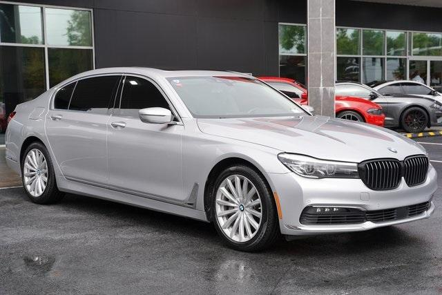 Used 2018 BMW 7 Series 740i for sale $44,996 at Gravity Autos Roswell in Roswell GA 30076 7