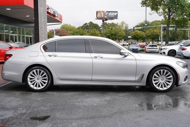 Used 2018 BMW 7 Series 740i for sale $44,996 at Gravity Autos Roswell in Roswell GA 30076 8