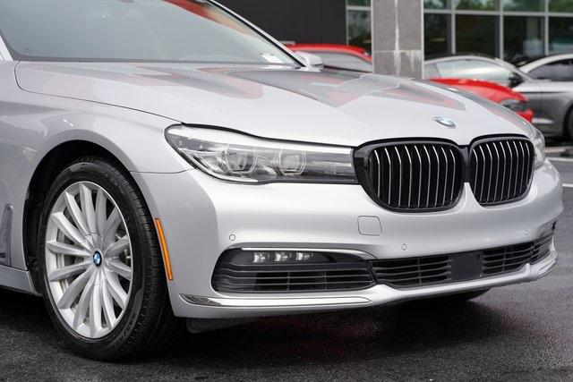 Used 2018 BMW 7 Series 740i for sale $44,996 at Gravity Autos Roswell in Roswell GA 30076 9