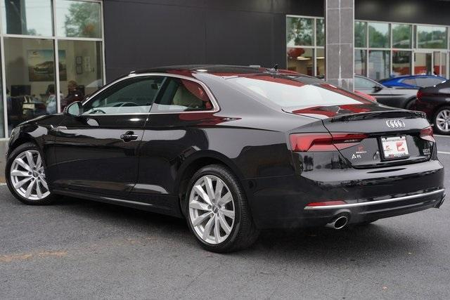 Used 2018 Audi A5 2.0T Premium for sale $34,991 at Gravity Autos Roswell in Roswell GA 30076 11