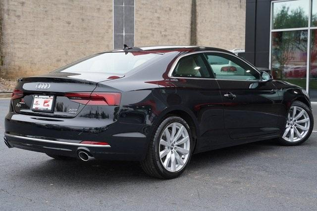 Used 2018 Audi A5 2.0T Premium for sale $34,991 at Gravity Autos Roswell in Roswell GA 30076 13