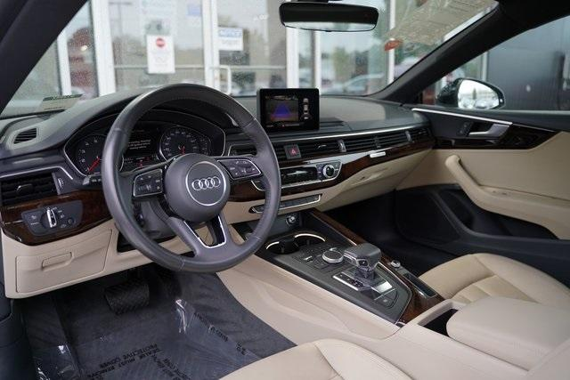Used 2018 Audi A5 2.0T Premium for sale $34,991 at Gravity Autos Roswell in Roswell GA 30076 15