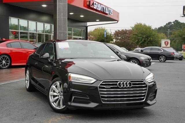 Used 2018 Audi A5 2.0T Premium for sale $34,991 at Gravity Autos Roswell in Roswell GA 30076 2