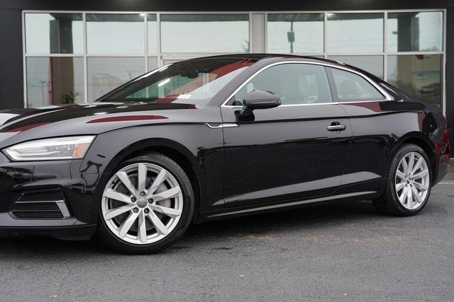 Used 2018 Audi A5 2.0T Premium for sale $34,991 at Gravity Autos Roswell in Roswell GA 30076 3