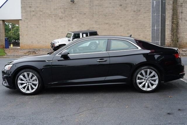 Used 2018 Audi A5 2.0T Premium for sale $34,991 at Gravity Autos Roswell in Roswell GA 30076 4