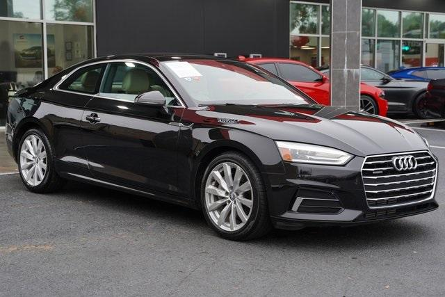 Used 2018 Audi A5 2.0T Premium for sale $34,991 at Gravity Autos Roswell in Roswell GA 30076 7