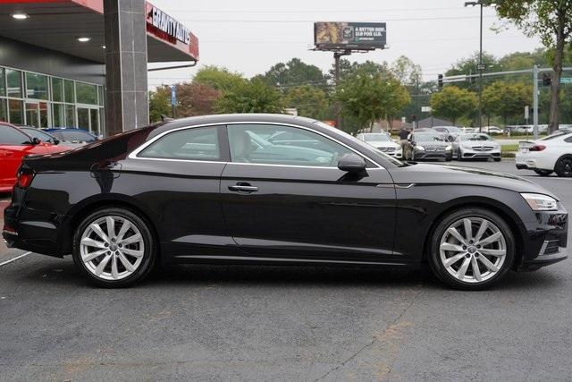 Used 2018 Audi A5 2.0T Premium for sale $34,991 at Gravity Autos Roswell in Roswell GA 30076 8