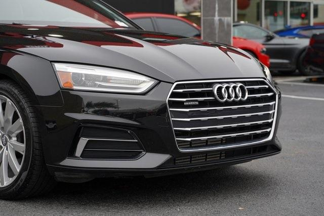 Used 2018 Audi A5 2.0T Premium for sale $34,991 at Gravity Autos Roswell in Roswell GA 30076 9