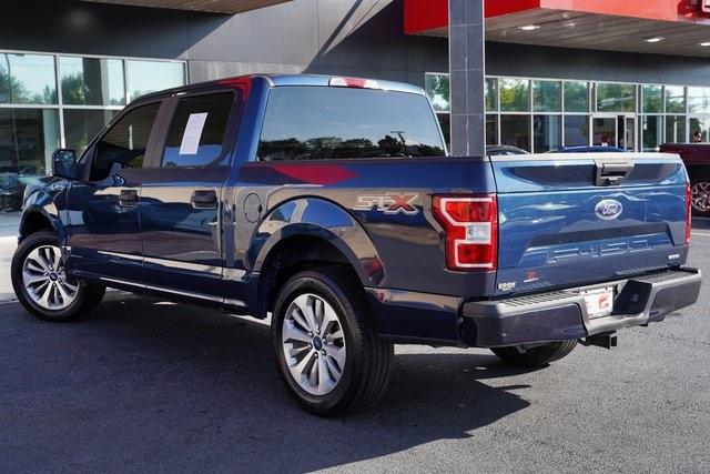 Used 2018 Ford F-150 XL for sale $33,996 at Gravity Autos Roswell in Roswell GA 30076 12