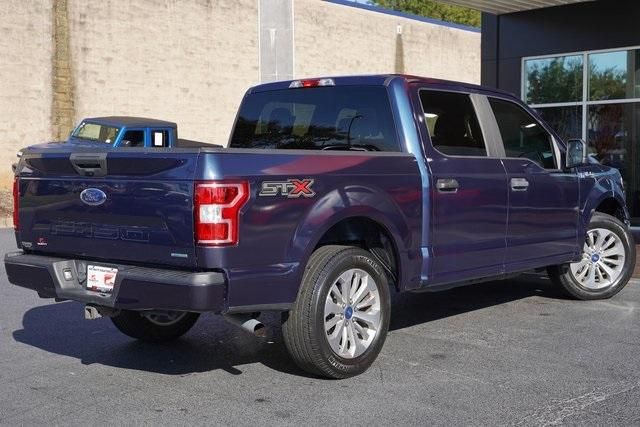 Used 2018 Ford F-150 XL for sale $33,996 at Gravity Autos Roswell in Roswell GA 30076 14