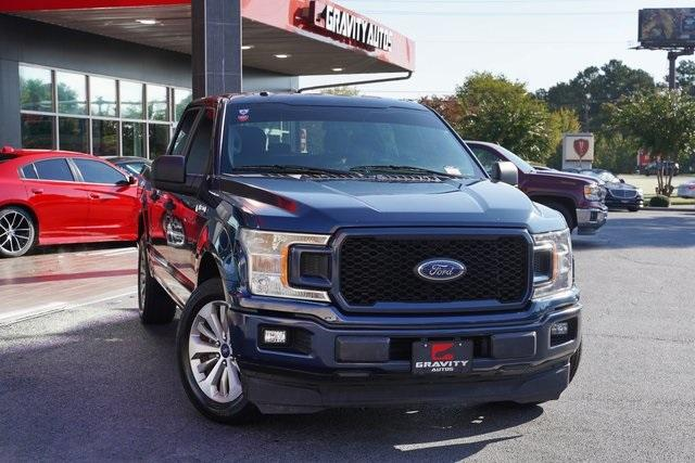 Used 2018 Ford F-150 XL for sale $33,996 at Gravity Autos Roswell in Roswell GA 30076 2