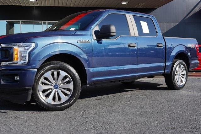 Used 2018 Ford F-150 XL for sale $33,996 at Gravity Autos Roswell in Roswell GA 30076 3
