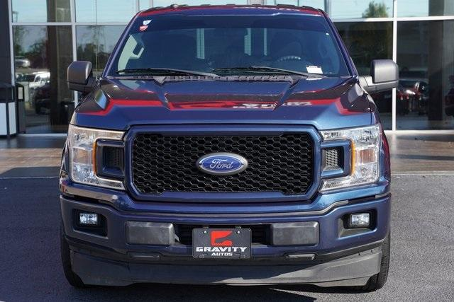 Used 2018 Ford F-150 XL for sale $33,996 at Gravity Autos Roswell in Roswell GA 30076 6