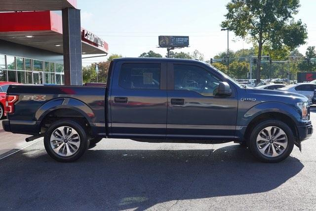 Used 2018 Ford F-150 XL for sale $33,996 at Gravity Autos Roswell in Roswell GA 30076 8