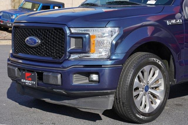 Used 2018 Ford F-150 XL for sale $33,996 at Gravity Autos Roswell in Roswell GA 30076 9