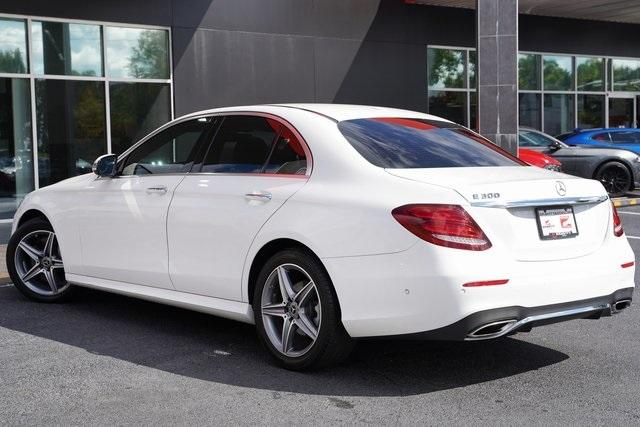 Used 2018 Mercedes-Benz E-Class E 300 for sale $36,992 at Gravity Autos Roswell in Roswell GA 30076 11