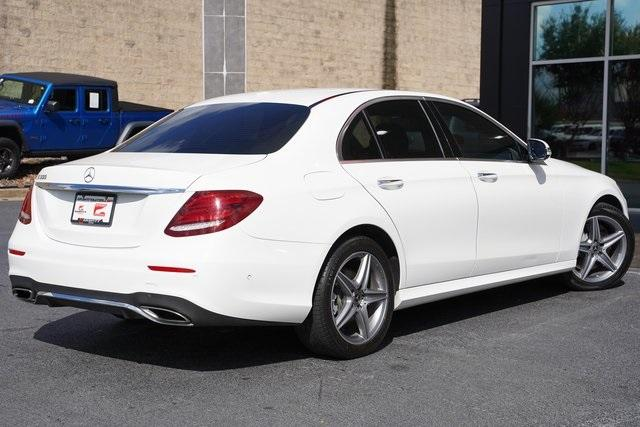 Used 2018 Mercedes-Benz E-Class E 300 for sale $36,992 at Gravity Autos Roswell in Roswell GA 30076 13