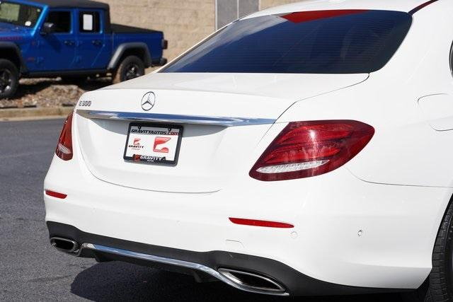 Used 2018 Mercedes-Benz E-Class E 300 for sale $36,992 at Gravity Autos Roswell in Roswell GA 30076 14