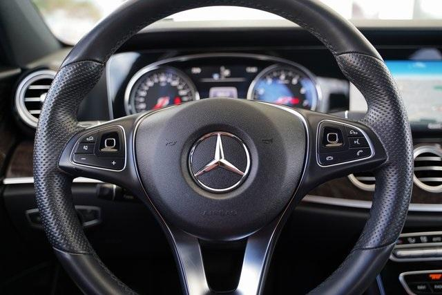 Used 2018 Mercedes-Benz E-Class E 300 for sale $36,992 at Gravity Autos Roswell in Roswell GA 30076 16