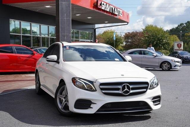 Used 2018 Mercedes-Benz E-Class E 300 for sale $36,992 at Gravity Autos Roswell in Roswell GA 30076 2