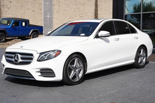 Used 2018 Mercedes-Benz E-Class E 300 for sale $36,992 at Gravity Autos Roswell in Roswell GA 30076 5